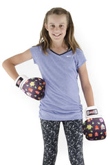 Silver Label Jnr Boxing Glove - Owls