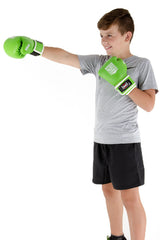 Spar Jnr Boxing Glove - Lime