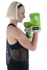 Spar Womens Punch Mitt - Lime