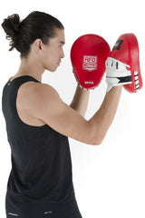 Spar Mens Focus Pad - Red