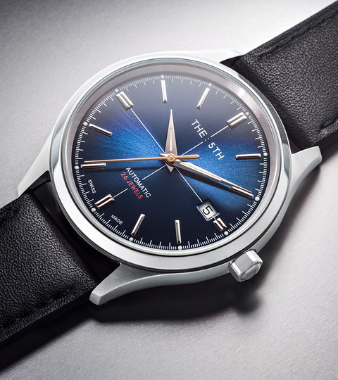 A World First In Swiss Made Watches.
