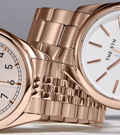 La Vie en Rose: Our History with Rose Gold