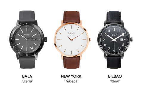 The 5TH Watches That Match With Khaki Style Clothes