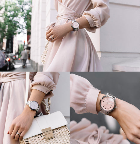 The 5TH Watches In Pink Style