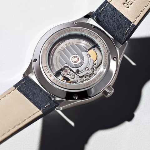 The 5TH Swiss Made Watches Step Up