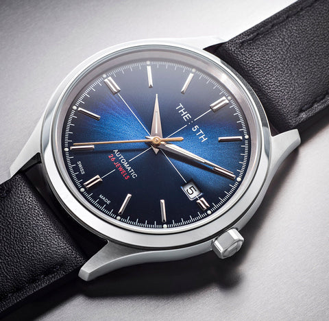 The 5TH Swiss Made Automatic Watch