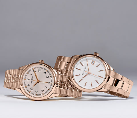 The 5TH Rose Gold Watches