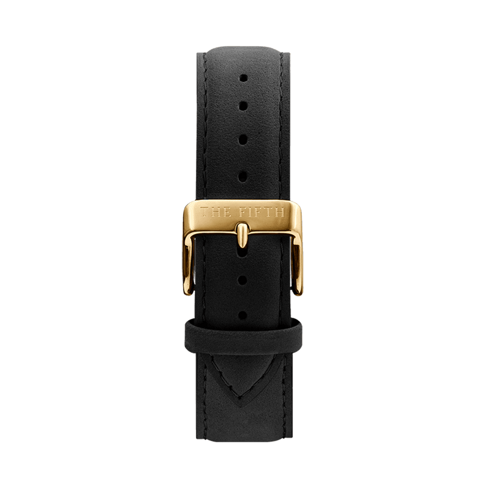 suede watch strap broadway the5th
