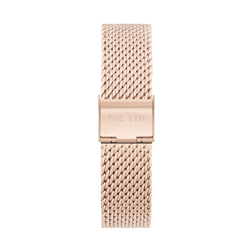 gold interchangeable watch strap