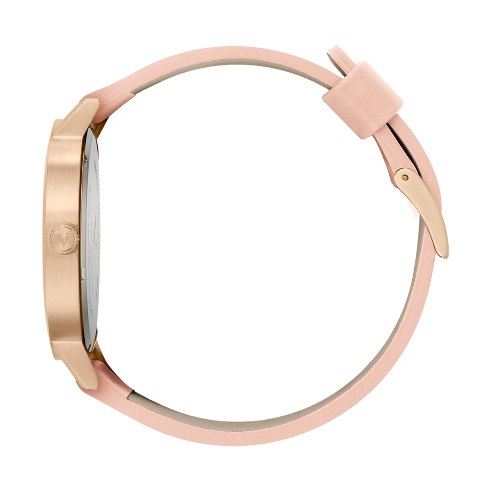 Rose Gold & Peach 38mm
