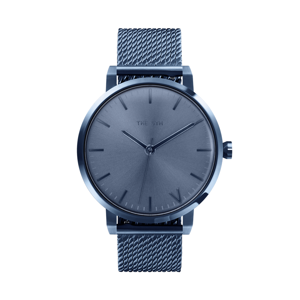 the5th cobalt watch 40mm unisex