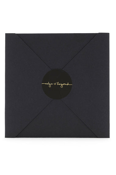 Edge o' Beyond Leo White Gold Jewellery Packaging