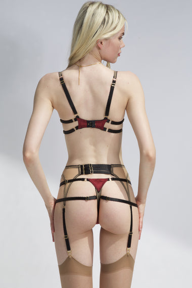Georgia Suspender Edge o' Beyond
