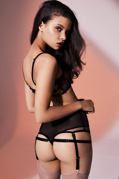 Fabienne High Waisted Thong