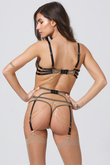 Edge o' Beyond Marinette Illusion Thong