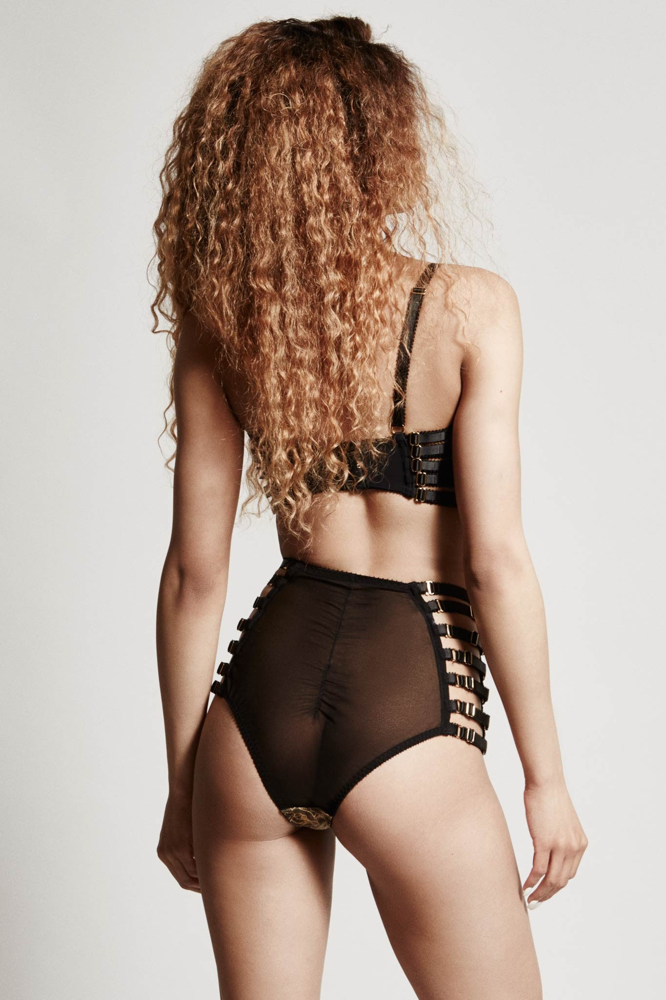 Valma High Waist Brief