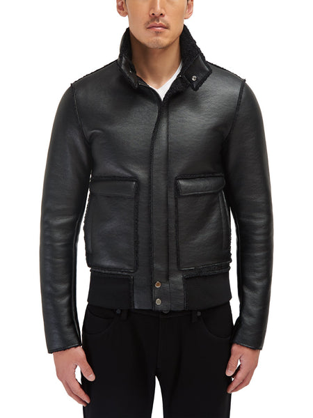 Gatton Vegan Shearling Jacket