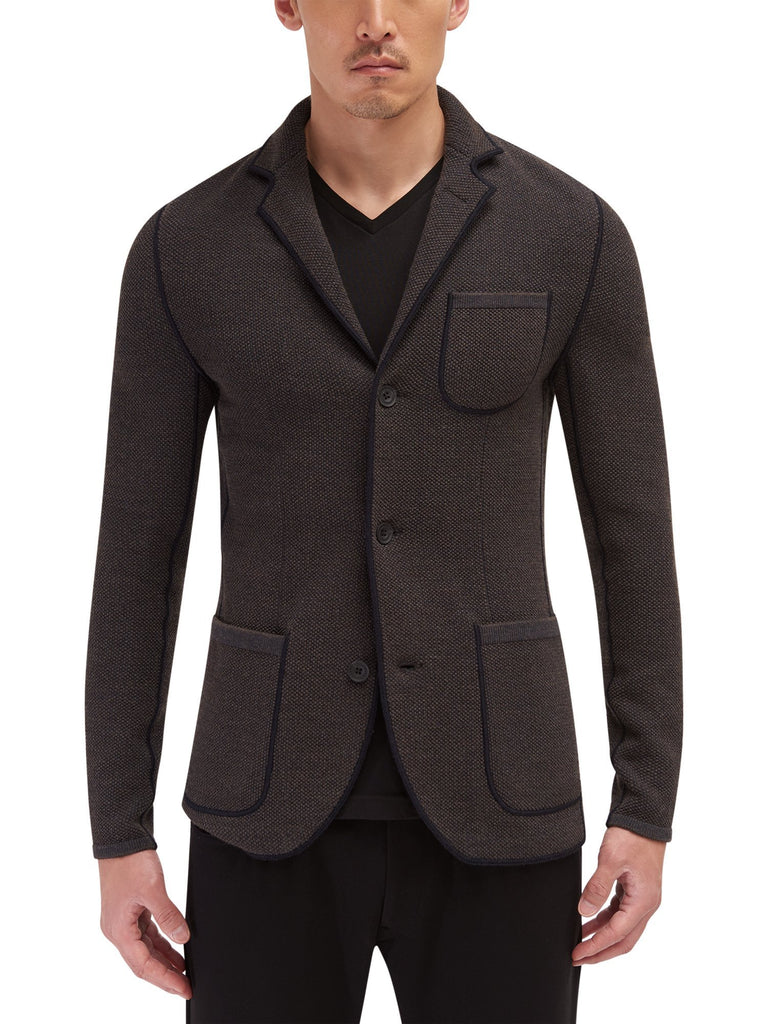 Copley Knitted Blazer - EFM Menswear - Engineered For Motion