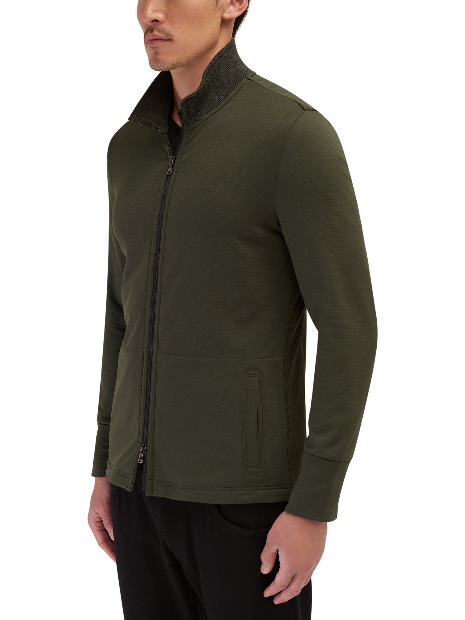 Pulse Zip Front - EFM Menswear - Engineered For Motion