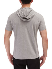 Heywood Hooded Pullover - EFM Menswear - Engineered For Motion
