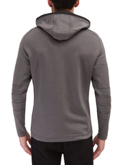 Stanley Hooded Zip front- EFM Menswear - Engineered For Motion