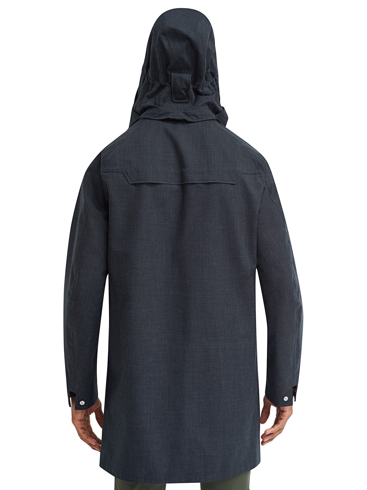 Aft Jacket - Dark Grey Heather