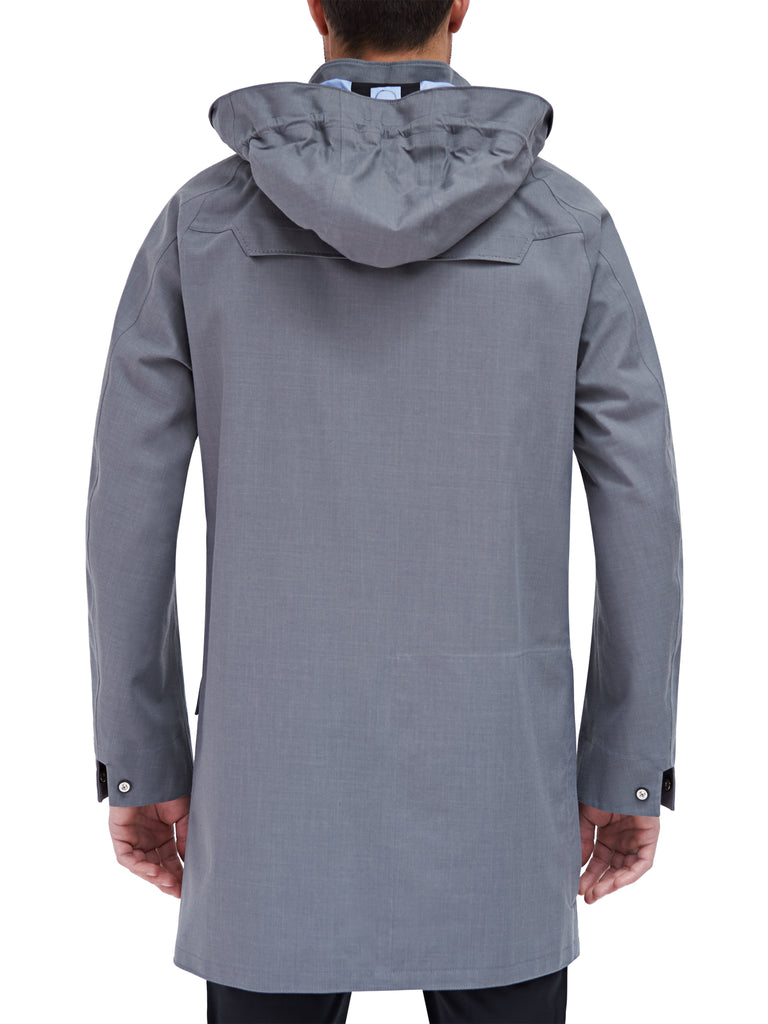 Aft Jacket - Medium Grey Heather