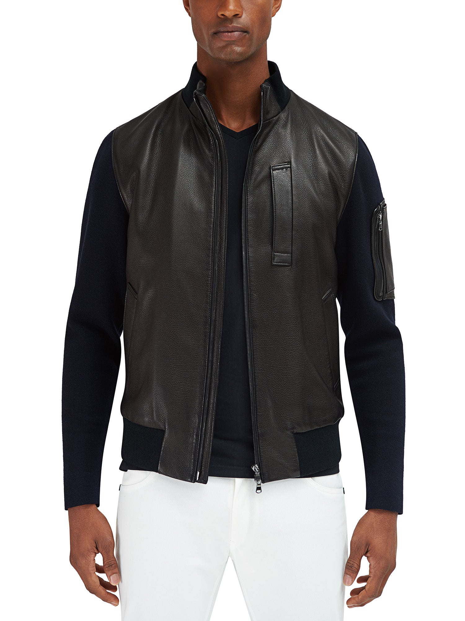 Noble Leather Jacket