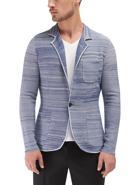 Brading Fashion Sweater Blazer