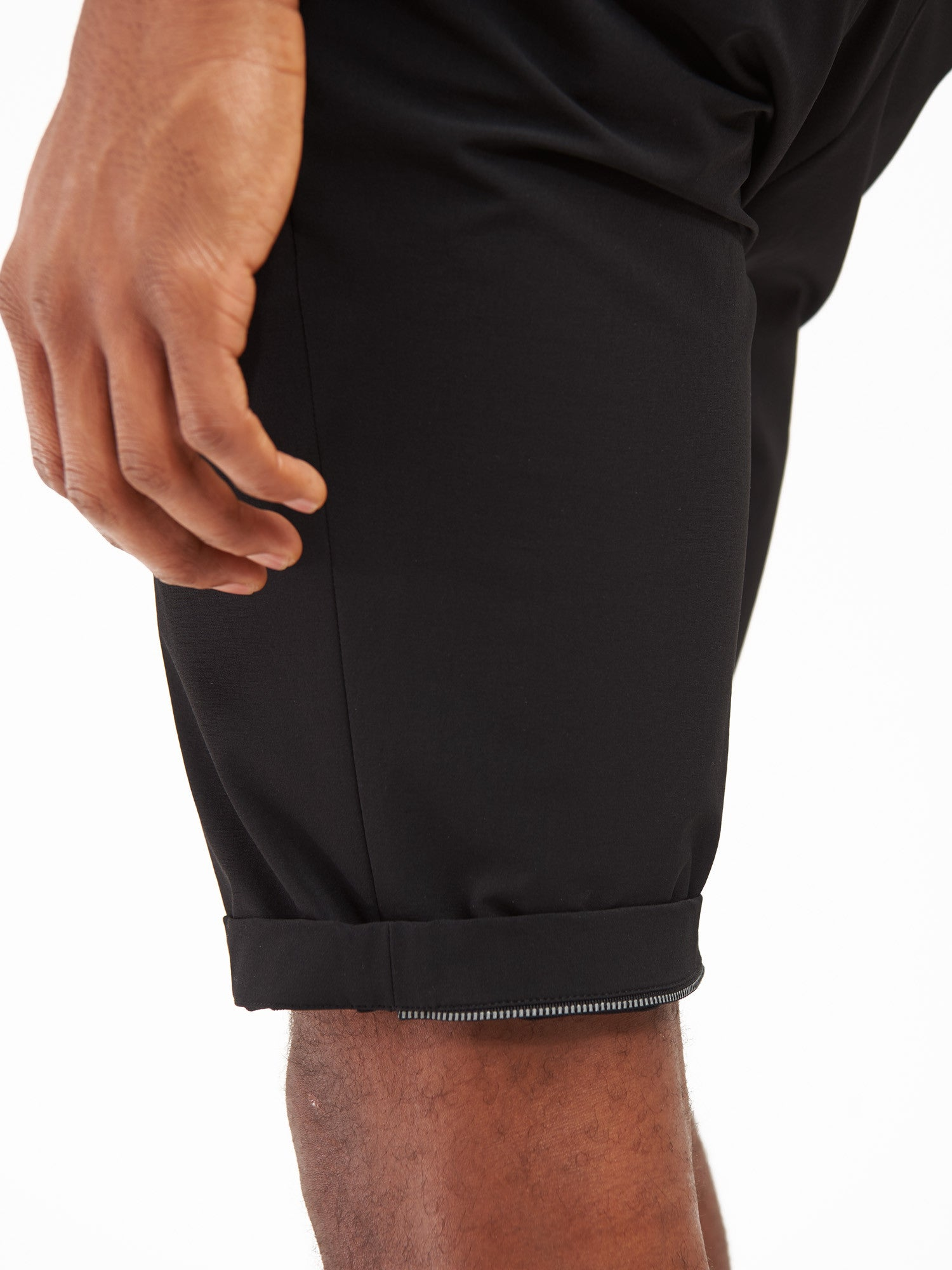 Ascend Flat Front Short