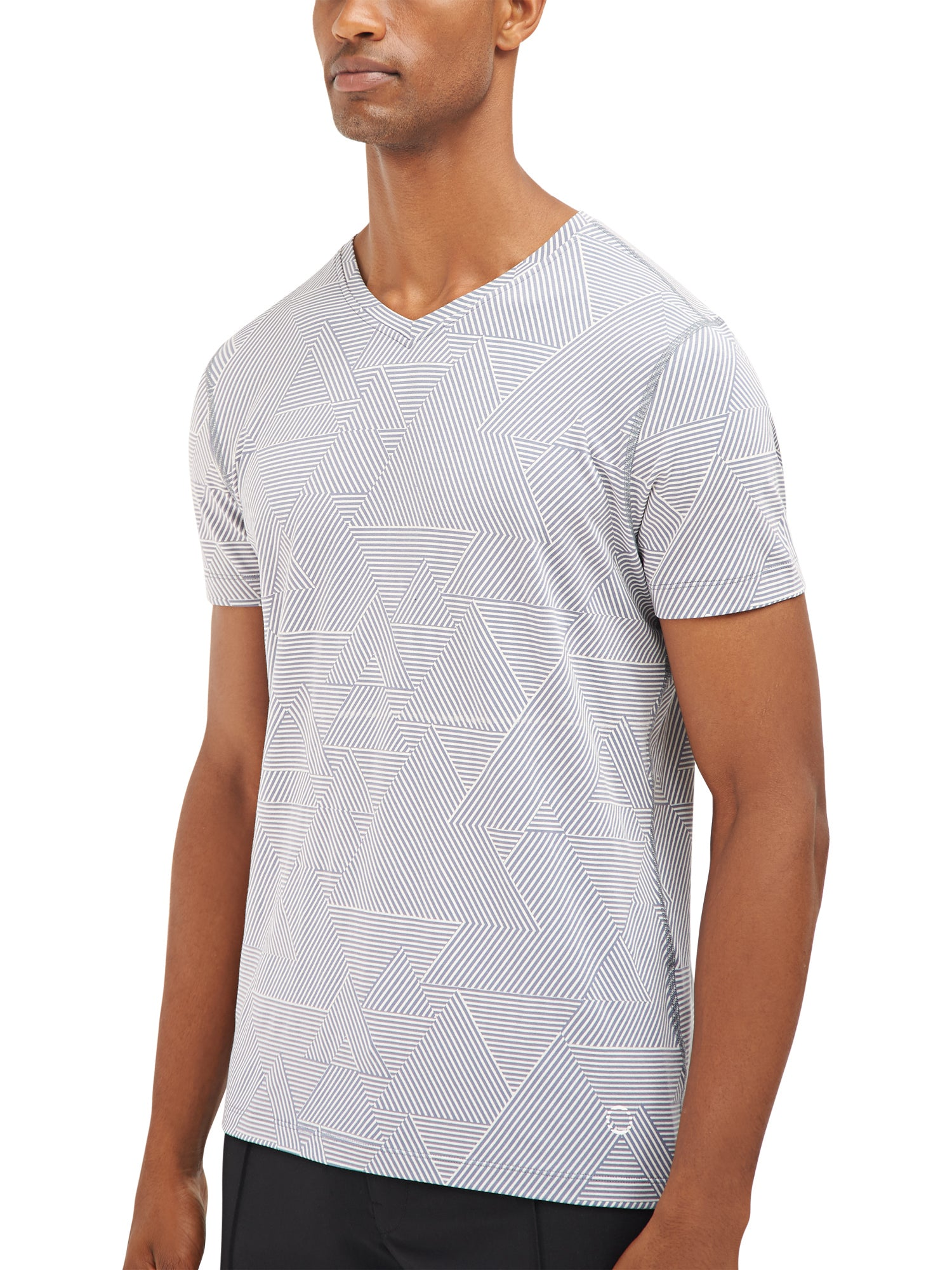 Subdued S/S V-Neck T-Shirt
