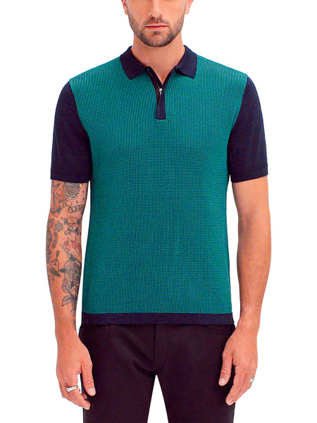 Tranquil S/S Sweater Polo