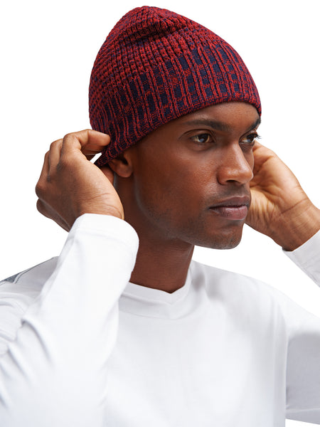 Expedition Knitted Hat - Red
