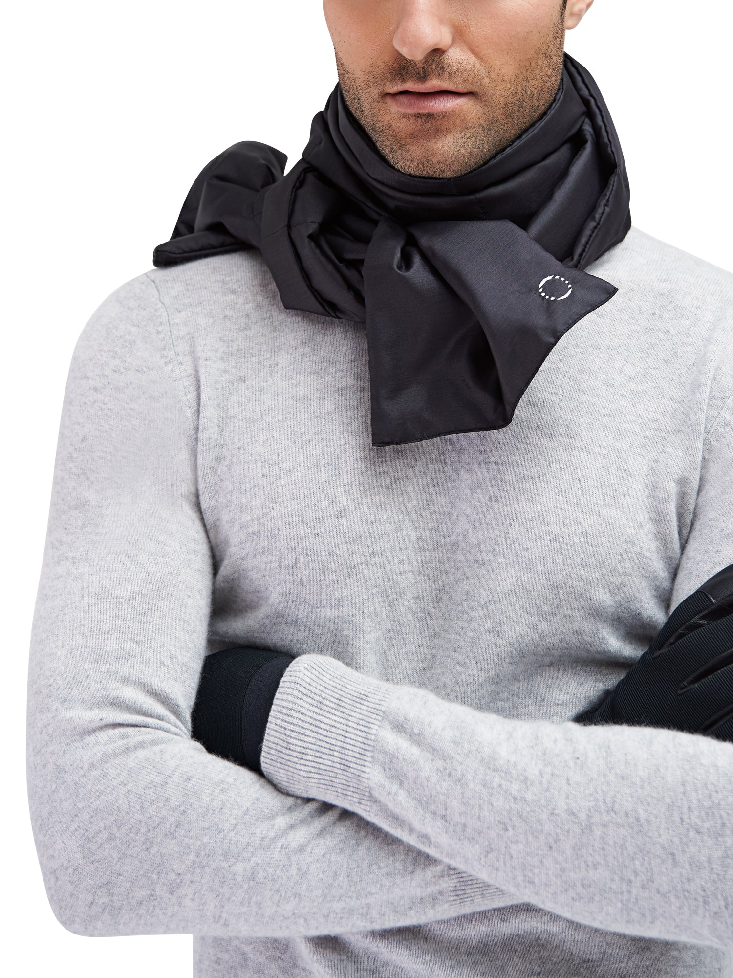 Commander Down Scarf