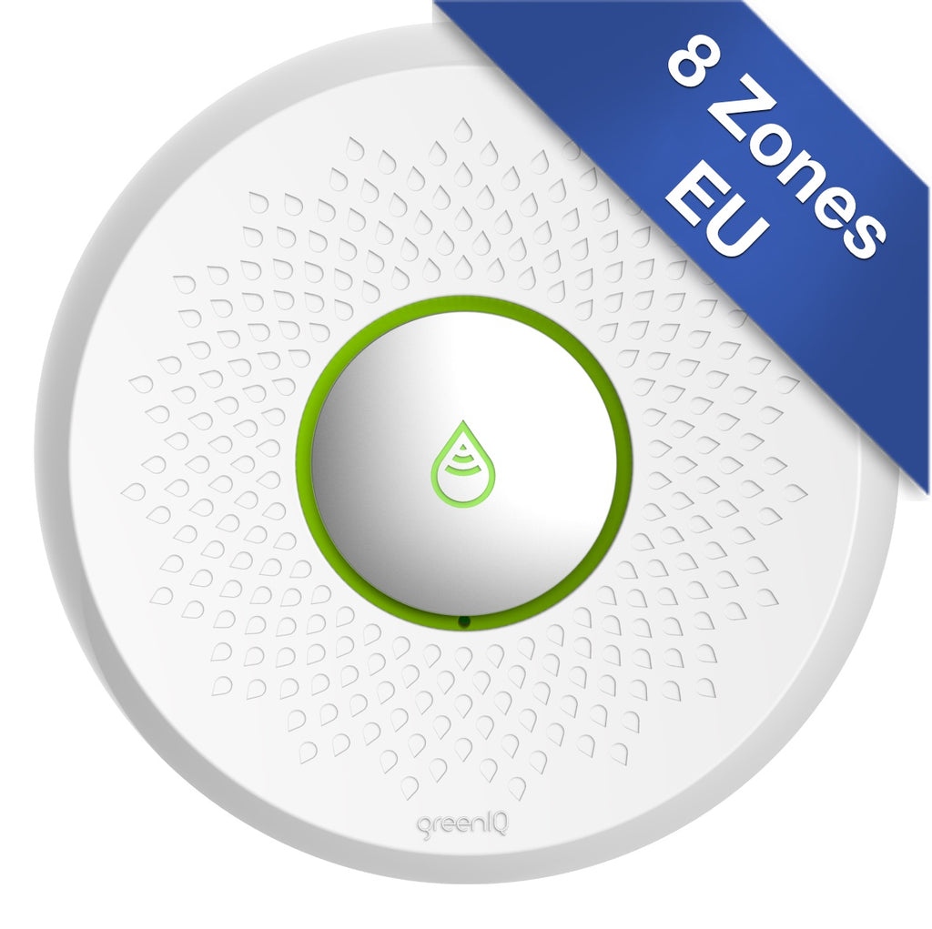 Smart Garden Hub Gen.3, 8 irrigation zones, EU Model (GIQ-SYS-EU-8C1)