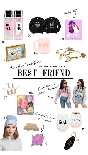 The Ultimate BFF Gift Guide