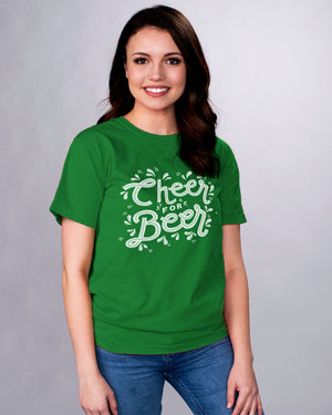 Cheer For Beer Shirt - Femfetti