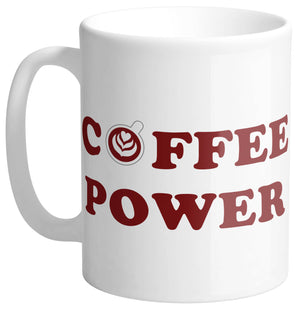 Coffee Power Mug - Femfetti