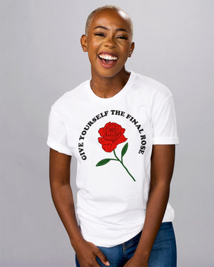 Give Yourself The Final Rose Shirt - Femfetti
