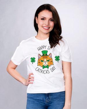 Happy St. Catricks Day Shirt - Femfetti