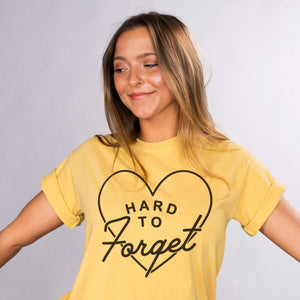 Hard To Forget Shirt - Femfetti