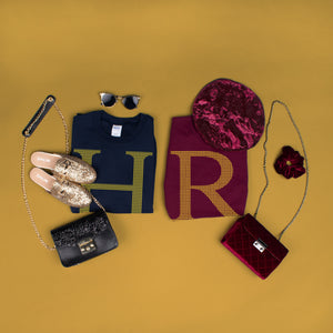 Harry and Ron Duo Sweatshirt Set - Femfetti
