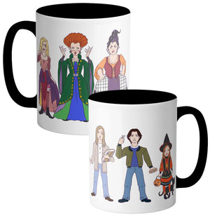 Witchy Characters Mug