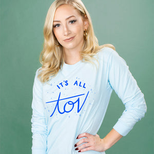 It's All Tov Long Sleeve Tee - Femfetti