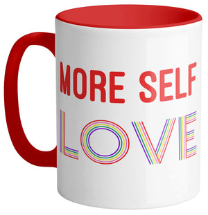 More Self Love Mug