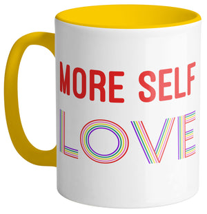 More Self Love Mug - Femfetti