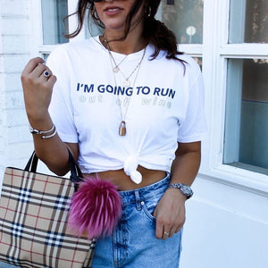 Run Out Of Wine Shirt