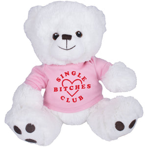 Single Bitches Club Bear - Femfetti