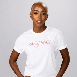 Spicy Mami Shirt - Femfetti