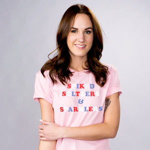 Seltzers And Sparklers Shirt - Femfetti